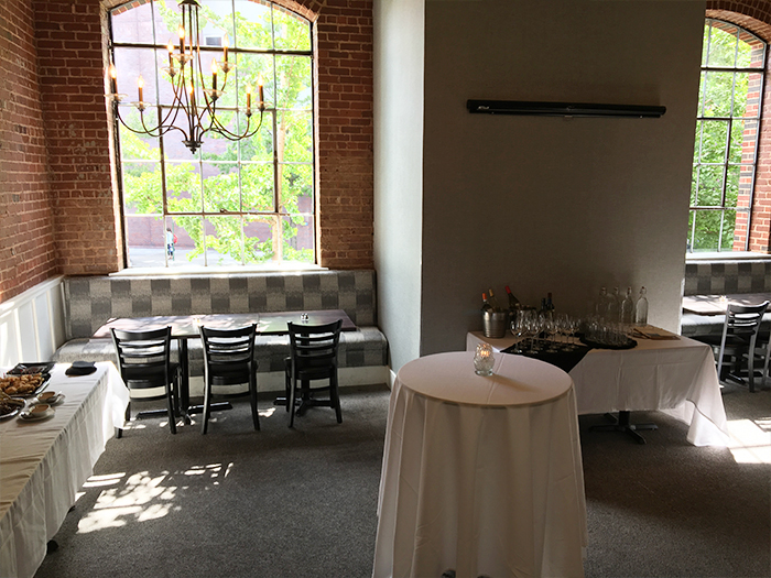 The Polo Room is a great option for event space Chattanooga.