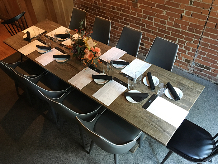 The Oak Room is a great option for event space Chattanooga– especially if you are hosting a super intimate event.