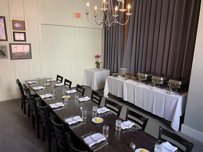 If you're on the hunt for a perfect event space Chattanooga, try Public House's Polo Room.